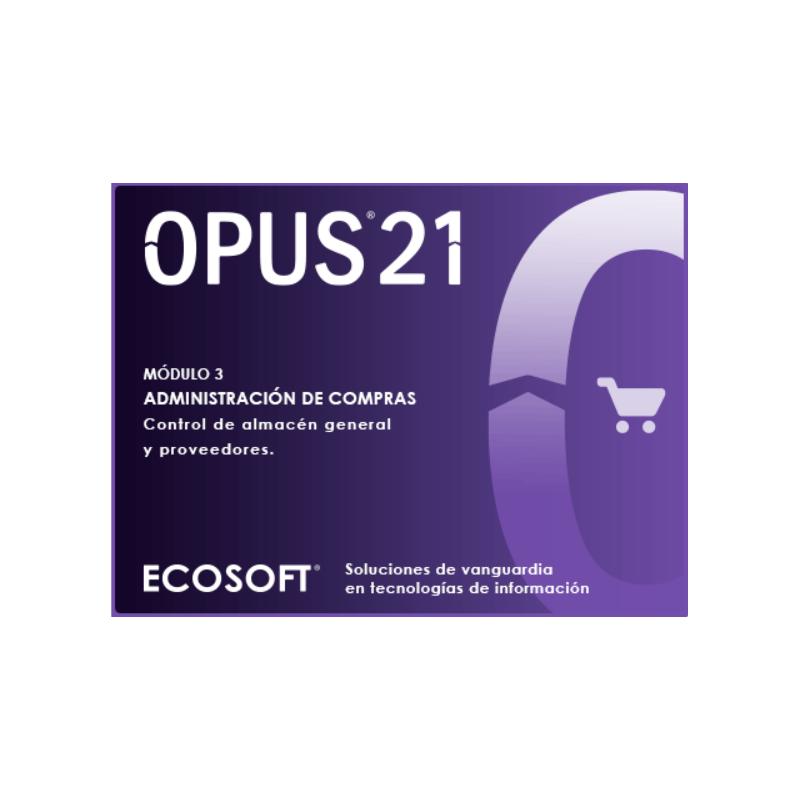 Opus 2021 Compras opus21