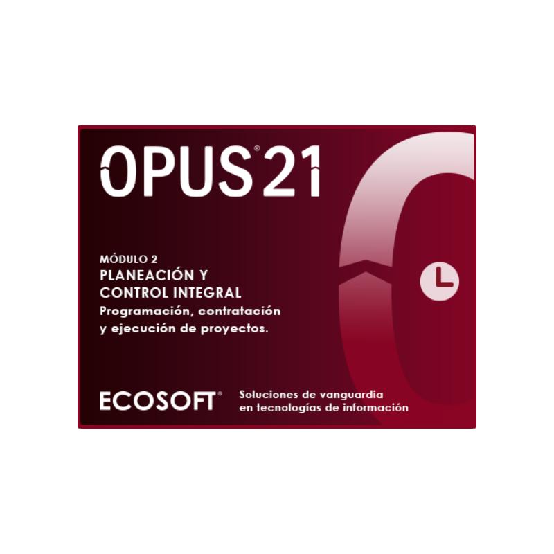 Opus21 Planeacion y control integral