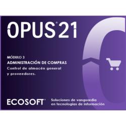Opus 2021 Compras