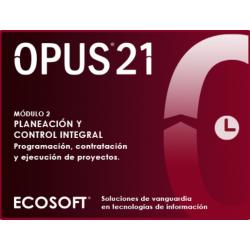 Opus 21 Control de Obra