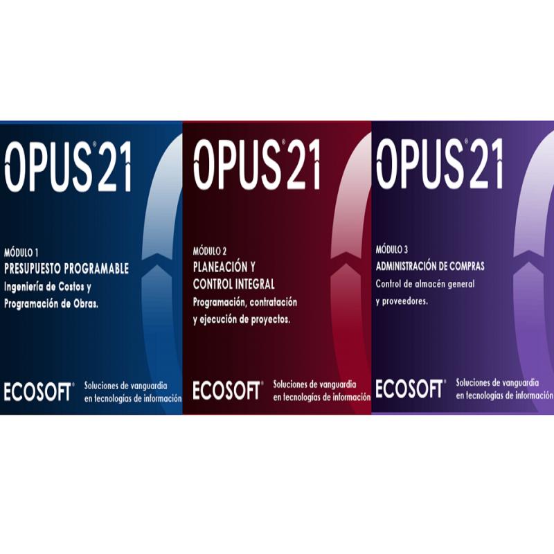 Opus Suite de Obra 21