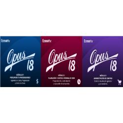 OPUS 2018 - Modulos 1, 2 y...