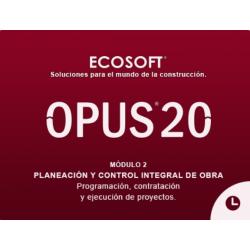 OPUS 2020 - Planeación y...
