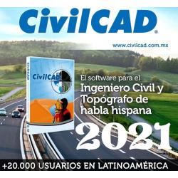 Civilcad 2021