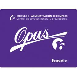 Opus Compras 2016